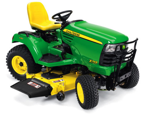 L Throttle Cable Johndeere Riding Lawnmower Lawnmowers